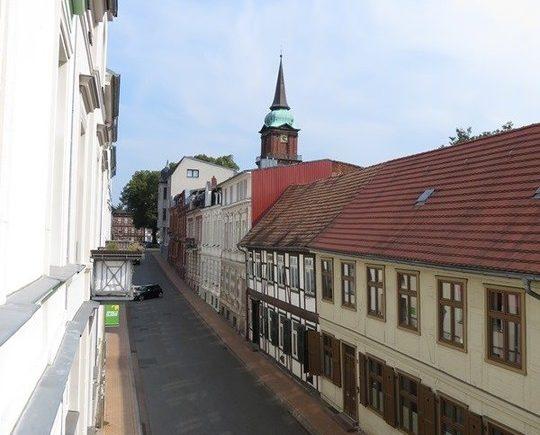 Blick Richtung Schelfmarkt