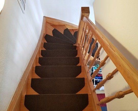 Whg. 5 - Treppe