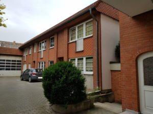 Hinterhaus - Ansicht