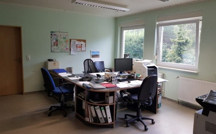 Büroeinheit
