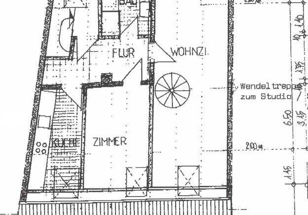 Dachgeschoss-Ebene 1